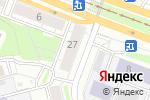 Схема проезда до компании Вилма в Казани