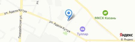 Сыйфат на карте Казани