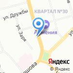 Baon на карте Казани
