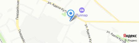 Детский сад №158 Сказка на карте Казани