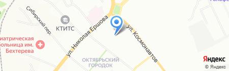 АвтоСОК на карте Казани