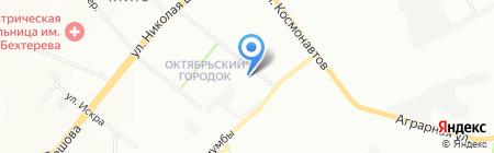 АРТ-Сервис на карте Казани