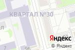 Схема проезда до компании Магазин бижутерии и косметики в Казани