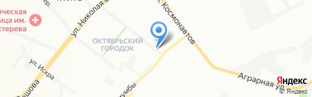 Deville на карте Казани