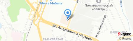 Транслогистика на карте Казани