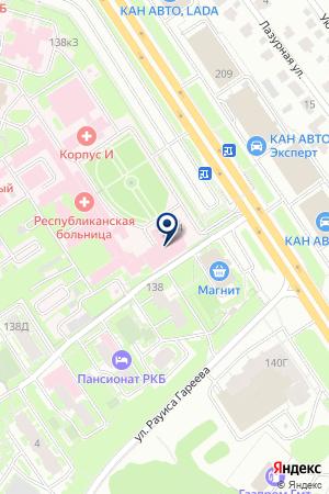 № 2 на карте Казани