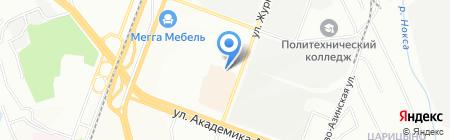 Империал на карте Казани