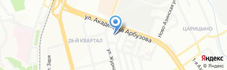 ЭнергоАльянс на карте Казани