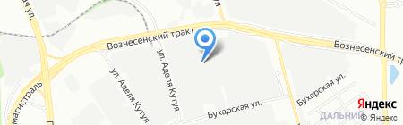 ОптиТМ на карте Казани