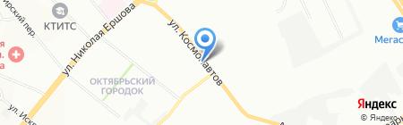 JoyPark на карте Казани
