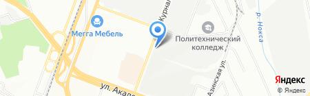 ECOCAR на карте Казани