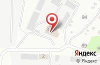 Схема проезда до компании Казстройдизайнпроект в Казани