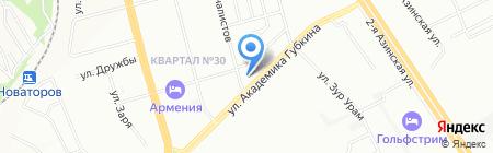 Глобал Логистик на карте Казани
