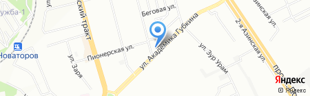 Под-Ключ на карте Казани