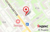 Схема проезда до компании Рекламное Агентство «Премиум» в Казани