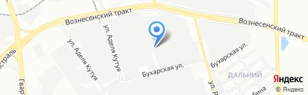 ЛИГА ОКОН на карте Казани
