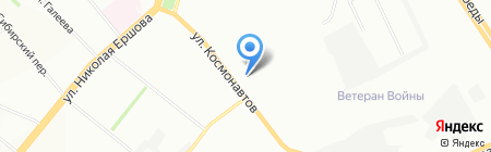 Супермаркет оборудования на карте Казани
