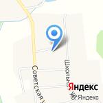 Почтовое отделение д. Цепели на карте Кирова