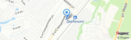 Другие окна на карте Казани