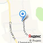 Отделение врача общей практики на карте Кирова