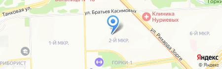 Ника Логистик на карте Казани