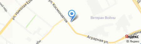 Алия на карте Казани