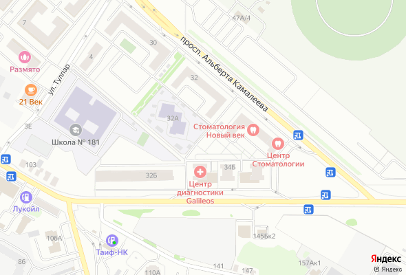 продажа квартир Казань XXI век (II очередь)