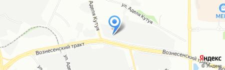 ТЕСЕ Системс на карте Казани