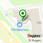 Местоположение компании ТОП АЛЬП