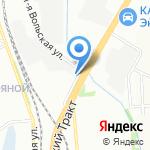 Стройматериалы на карте Казани