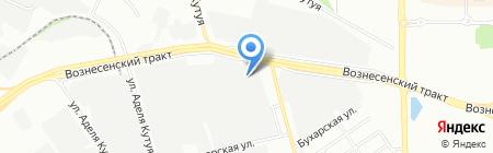 ПластСервис на карте Казани