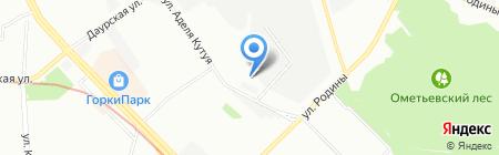 Домострой 53 на карте Казани