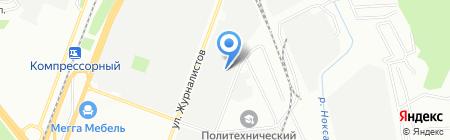 Средне-Волжская производственная компания на карте Казани
