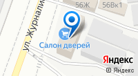 Компания Доморез на карте