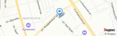 МаДо на карте Казани