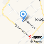 Школа-интернат пос. Торфяной на карте Кирова