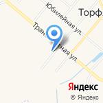 Лира на карте Кирова