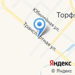 Оричевское РАЙПО на карте Кирова