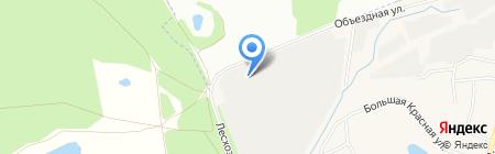 Таткабель на карте Столбища