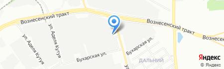 ДОРТРАНСМОСТ на карте Казани