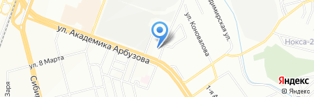 ТМК на карте Казани