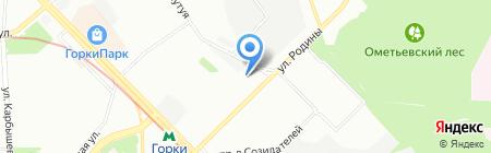 Реаниматор на карте Казани
