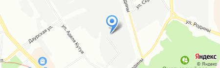 Кузнец 16 на карте Казани