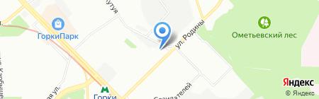 Мебель Строй Сервис-Комплект на карте Казани