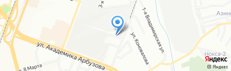 SK Avto на карте Казани
