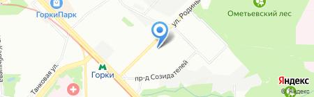 Окна Fenestra на карте Казани