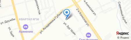 СтройГрад на карте Казани