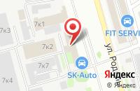 Схема проезда до компании Организация Перевозчиков в Казани
