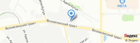 Байкал-Сервис на карте Казани