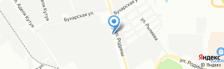 ЭКС на карте Казани